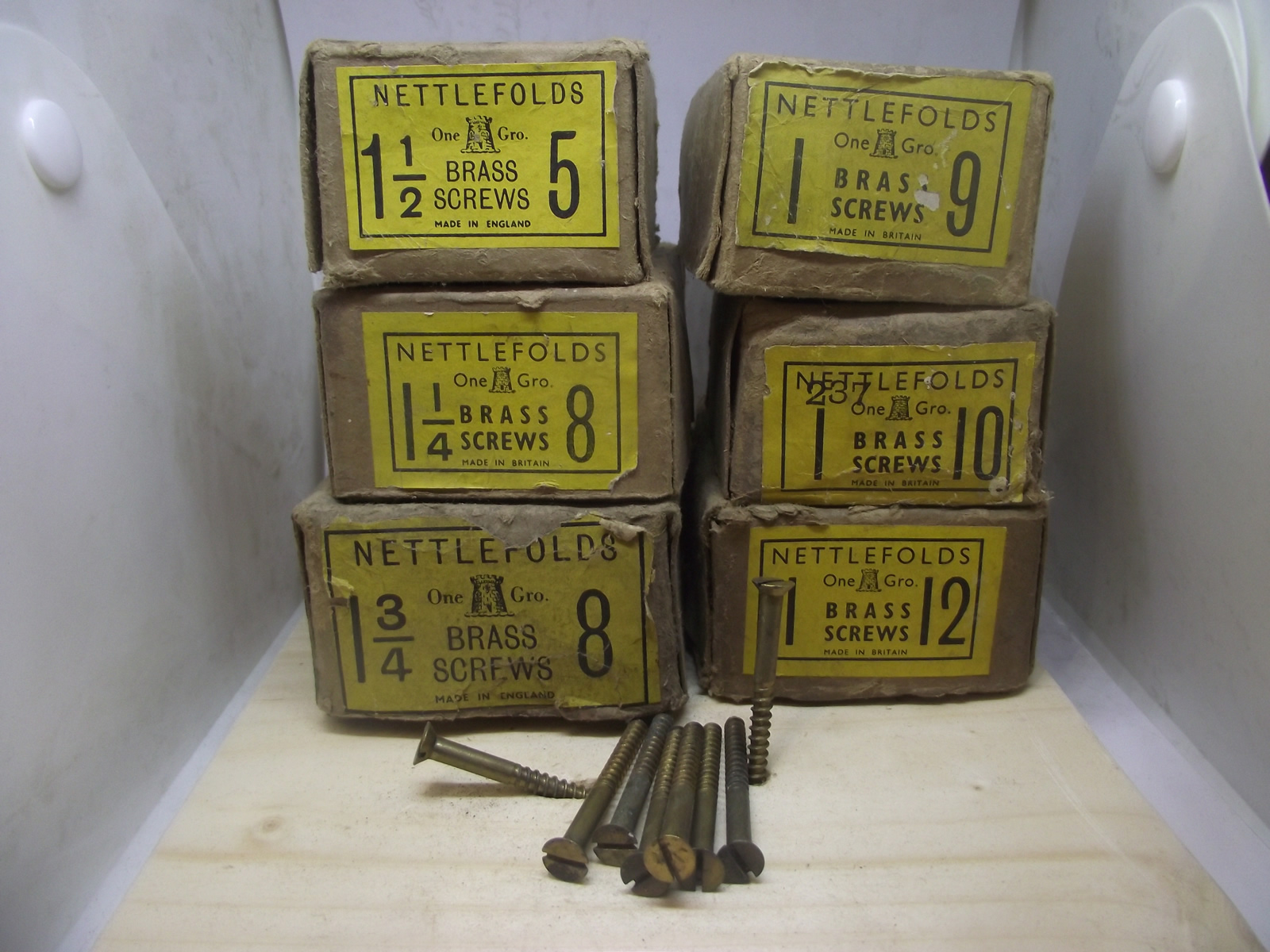 very-old-screws