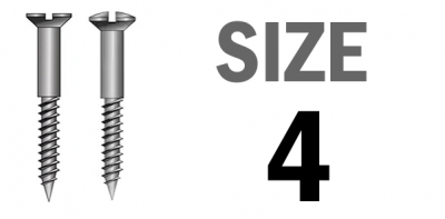 A2 Grade quality Stainless Steel wood screws