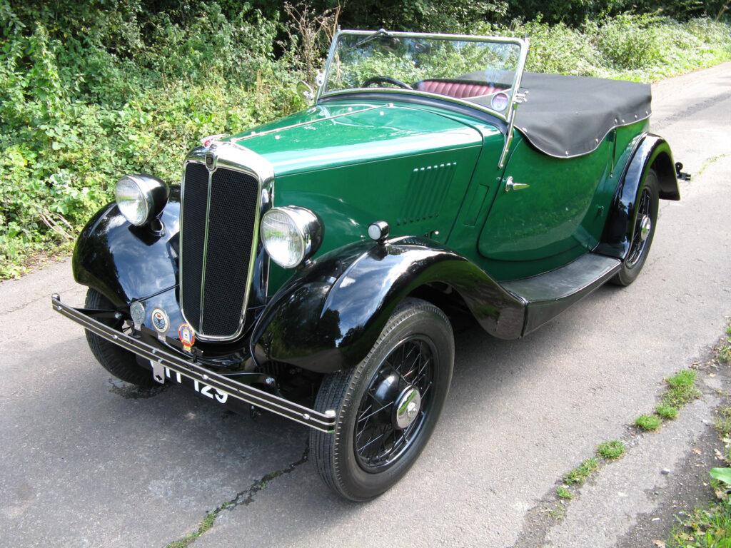 1937 Morris 8